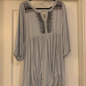 Beaded maternity shirt! NWT